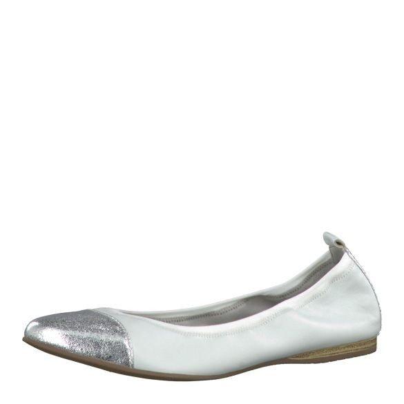 Tamaris női balerinacipő (22134-36-195)