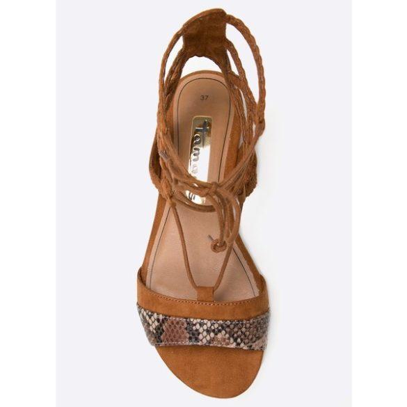 Tamaris női szandál (28214 28 356) Panama cipő webshop