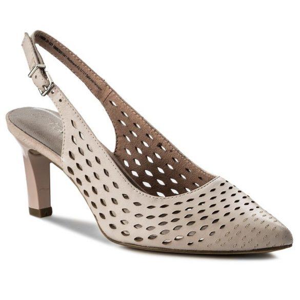 Tamaris női sling, hátul nyitott cipő (29606-20-521)