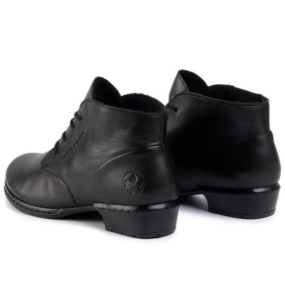 Rieker női bokacsizma-bokacipő (52230-01)
