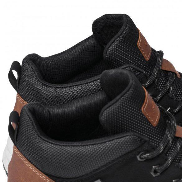 Rieker férfi bokacipők, bakancsok (B6740-00)