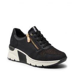 Rieker női sniekersek, sportos cipők (N6301-00)
