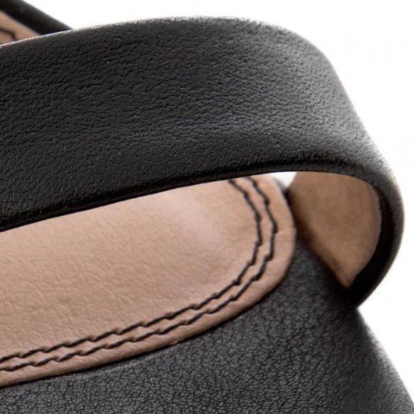 Pepe Jeans magassarkú (3cm+) női szandál (PLS90275-999)