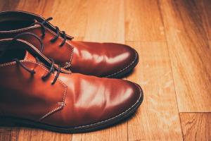 Bugatti bőrcipő
