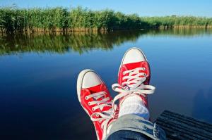 Kényelmi cipők tavaszi programokhoz